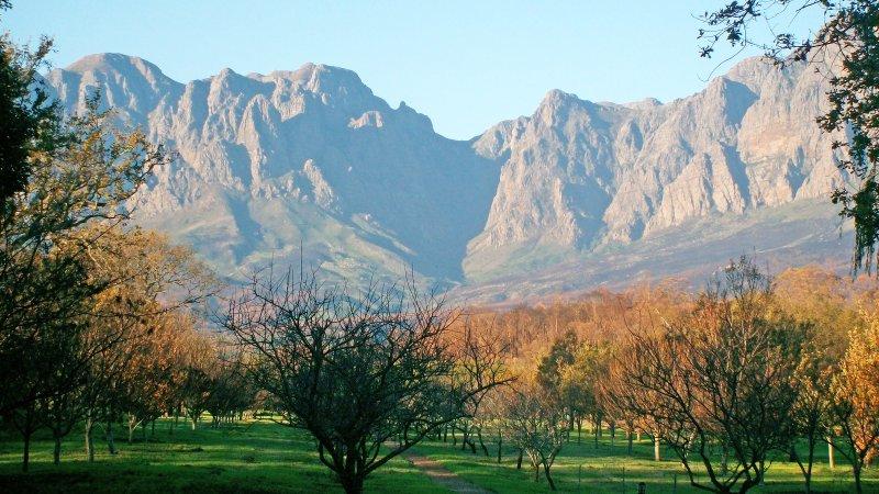 Hottentot Holland Mountains