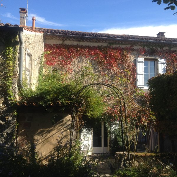 La maison du bouchonnier, holiday rental in Frechou