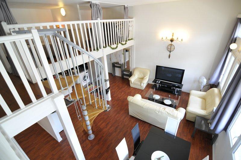 2 Creativ Appart proche VERSAILLES 9P, vacation rental in Guyancourt