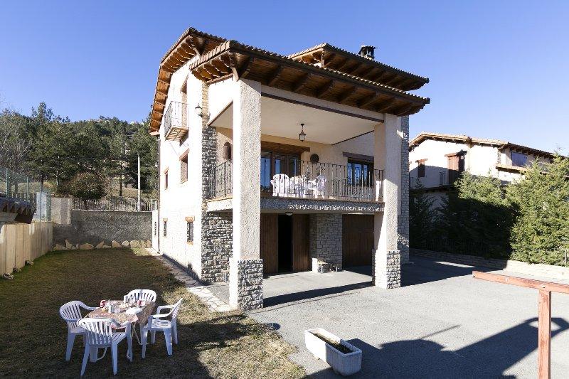 Casa Rural Saura 290536, casa vacanza a Puertomingalvo