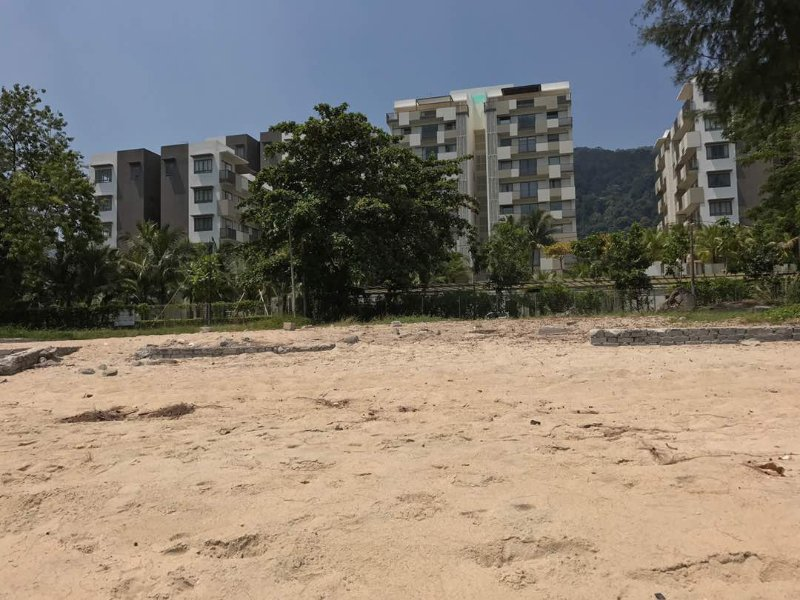 2 Bedroom Apartment in Batu Ferringhi Penang, vacation rental in Teluk Bahang