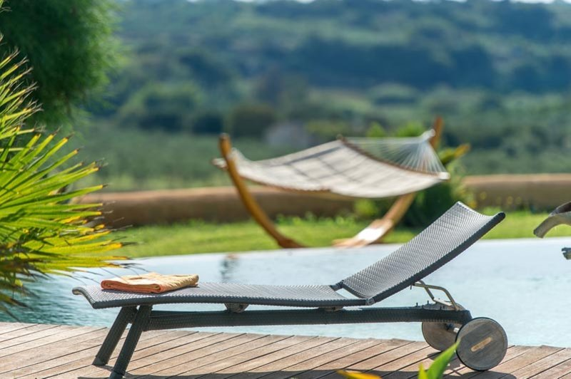 luxury villa with pool near the sea in western sicily, location de vacances à Marinella di Selinunte