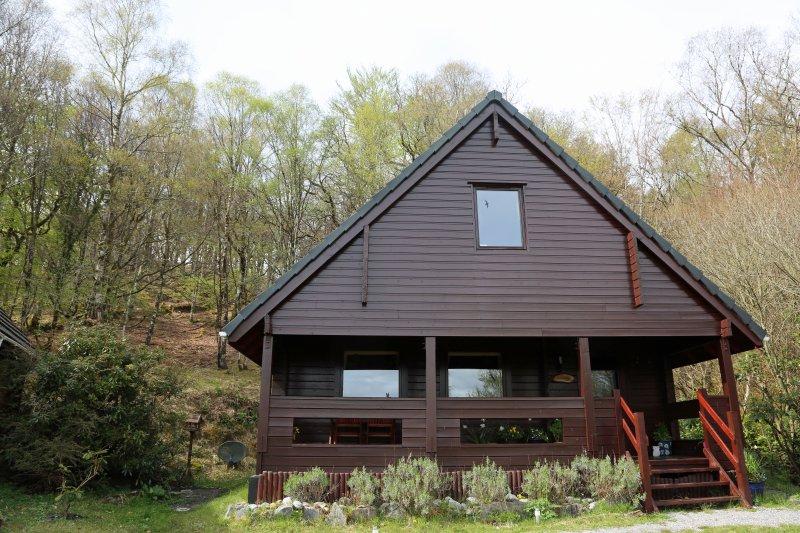Lodge Tooting all'inizio della primavera