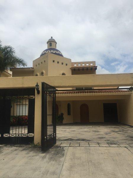Villa Caracol, location de vacances à Jarretaderas