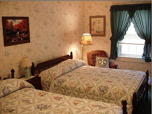 Quarto Farmhouse (2 cama)