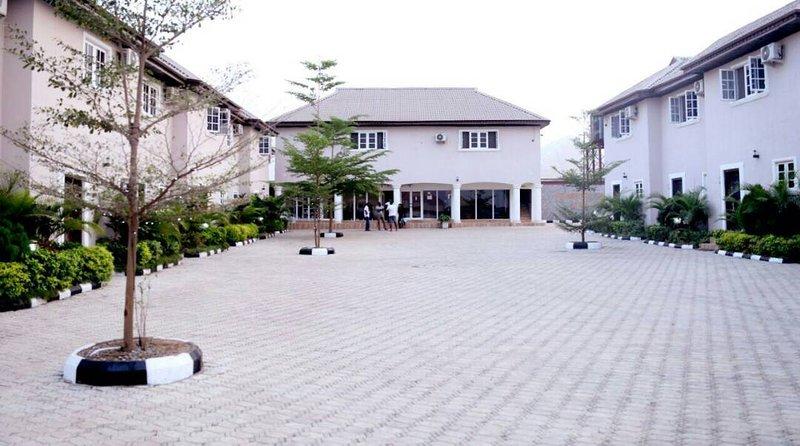 Hampton Mews Luxury Apart-Hotel (Ruby 2), casa vacanza a Benue State