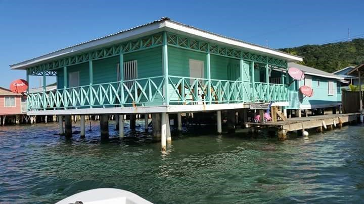 Water front lodge