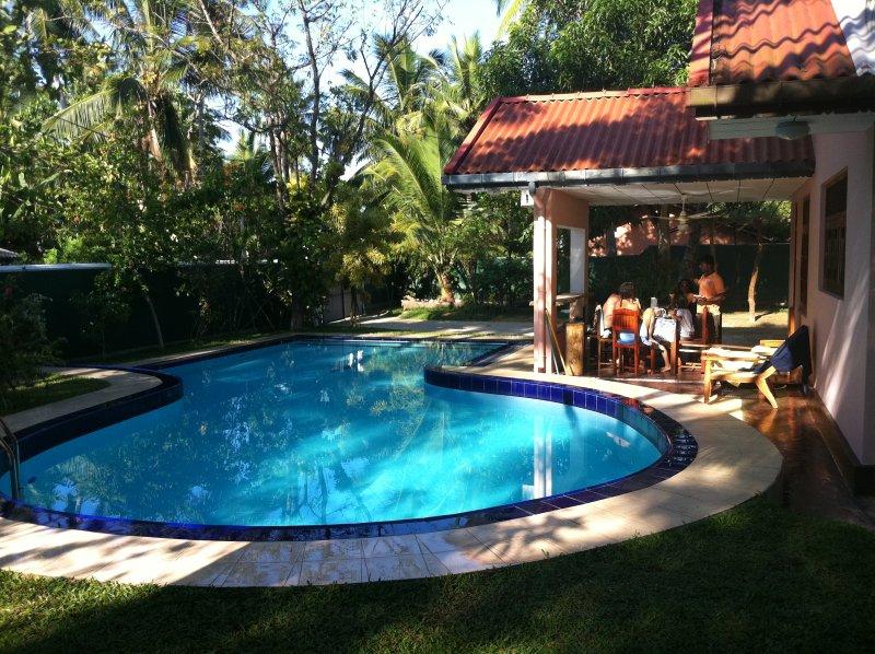 Villa privée Sri Lanka, holiday rental in Ahangama