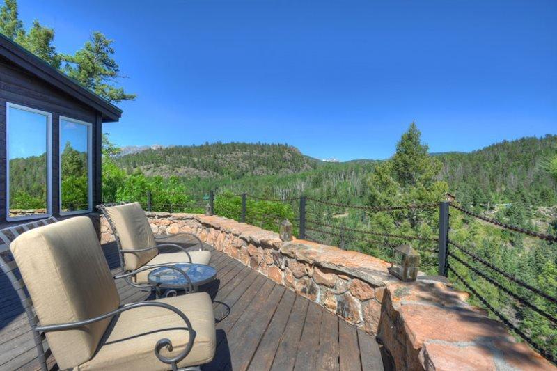 Águias aluguer Nest casa de férias em Durango Colorado perto de Purgatory Resort