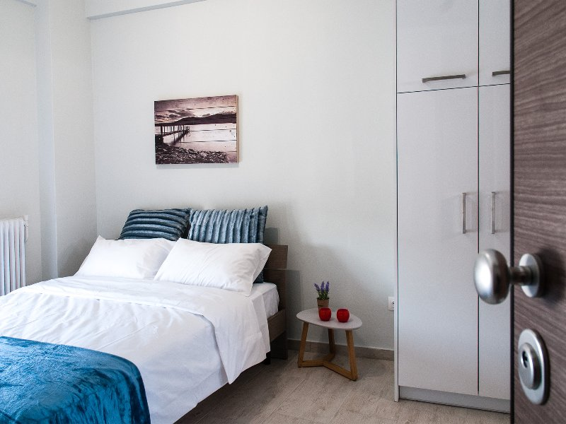 Athens loft at the 6th floor only 10 min from city center, location de vacances à Kamatero