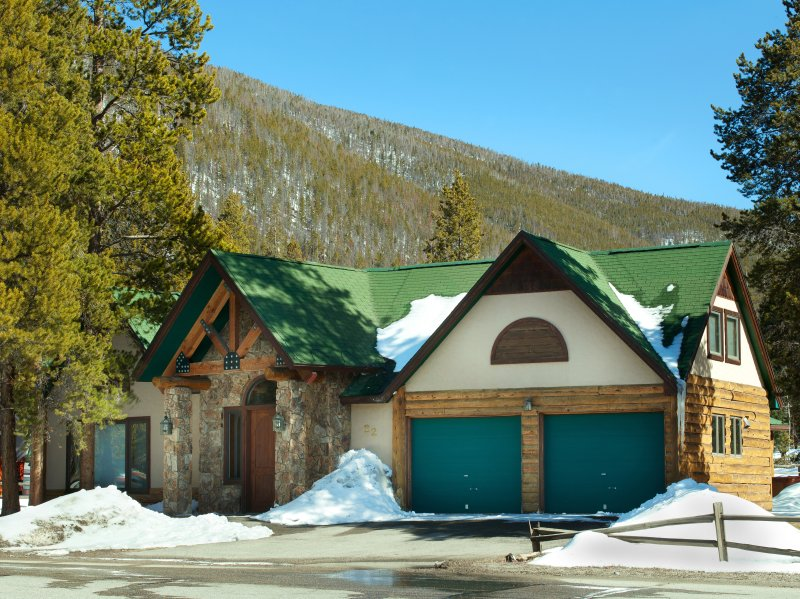 4Br+ Den House on shuttle route~Stay here and kids ski free, location de vacances à Keystone