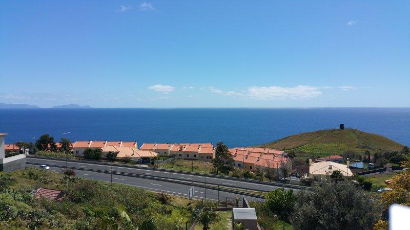 Portinho Seaview, holiday rental in Canico