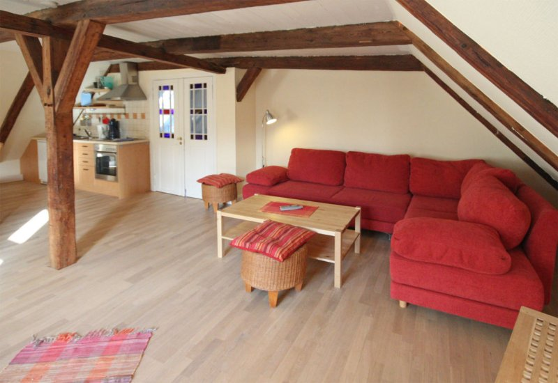 living room floor