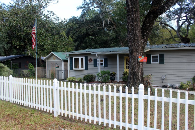 Rivers Edge – semesterbostad i Dunnellon