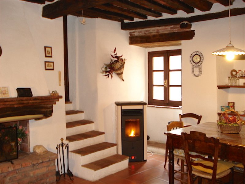 TYPICAL APARTMENT CLOSE TO THE SEA & TOWNS OF ART, holiday rental in Caldana