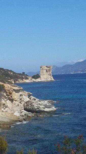 Tower Mortella. Villa room and 1h30 walk the coastal footpath