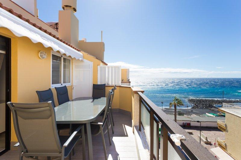 Relajantes baños de sol II, vacation rental in Puertito de Guimar