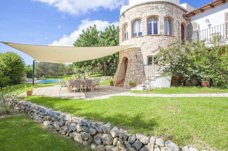 ES GARROVER - Villa for 8 people in CALA MILLOR Chalet in Cala Millor