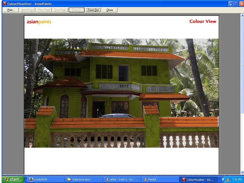 2 Bed Room apartment, holiday rental in Thrissur District