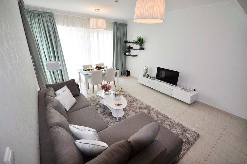 Fully Furnished 1 Bedroom Apartment 12th Flr Al Majara 2 Dubai Marina