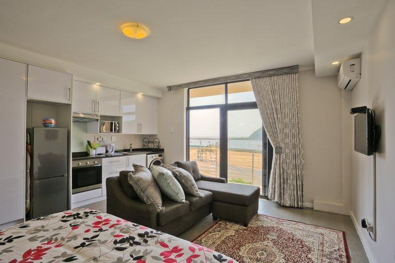 Durban Point Waterfront, Eastpoint, harbor view apartment / vacation rental, aluguéis de temporada em Bluff