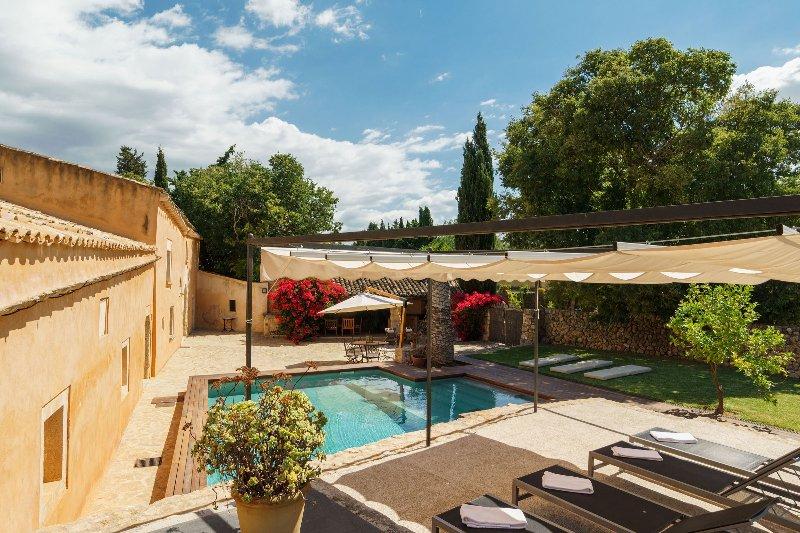 Beautiful Majorcan Holiday Villa 252, location de vacances à Buger