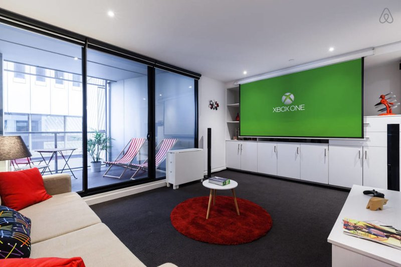 Config 4, cine en casa con sonido envolvente, Xbox One y Apple TV
