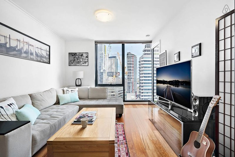STUNNING Southbank apartment close to Exhibition Centre, vacation rental in Footscray