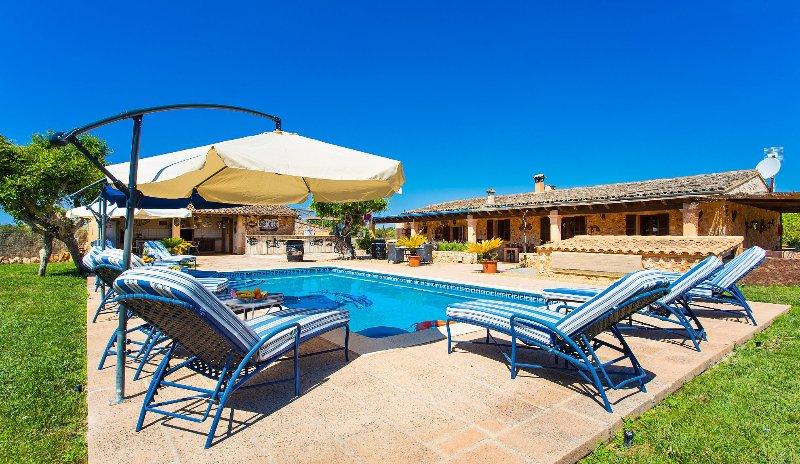 Main House + Pool
