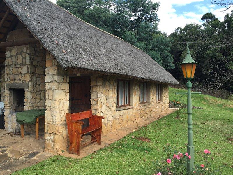Self Catering Cottage 1 In Drakensberg Gardens Area, holiday rental in Drakensberg Region