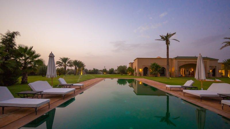 Villa Anahita Marrakech