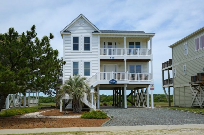Libby's Lookout, vacation rental in Holden Beach