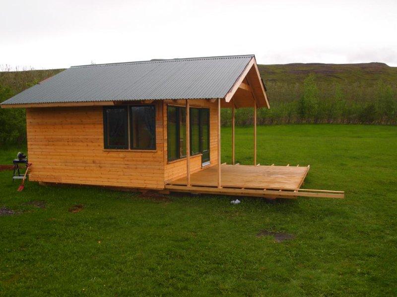Nátthagi in Aðaldalur, location de vacances à Région nord-est