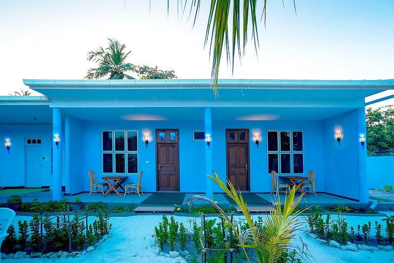 Mala Maldives Dhangethi Room view