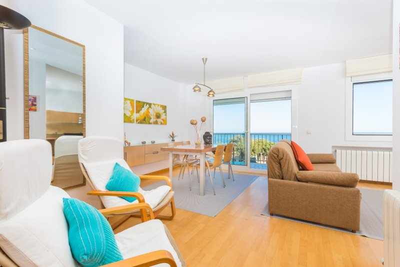 Malgrat de Mar Seaview Apartment, vacation rental in Malgrat de Mar