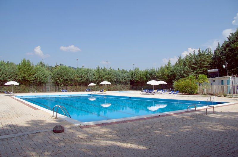Cottage two-roomed in Colleverde Village, 10km far Perugia, pool, riding, tennis, holiday rental in Colle Umberto I