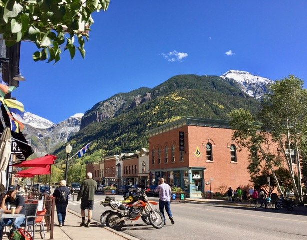 Telluride is the most beautiful mountain town in Colorado (we might be biased, but lots of people agree with us).