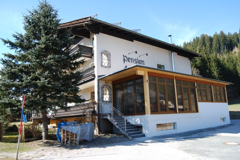 Chalet Sonnleitn, holiday rental in Jenig