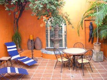 Beautiful Loft. Americana.With beautiful  private mexican patio.Chapultepec, vacation rental in Guadalajara