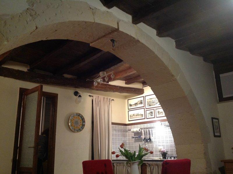 Accogliente monolocale in Ortigia, vacation rental in Syracuse