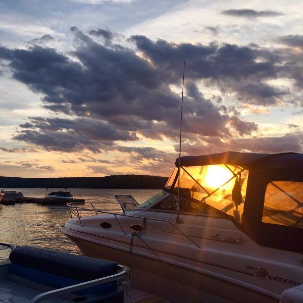 Sunsets on Lake Wallenpaupack - Just minutes from the House
