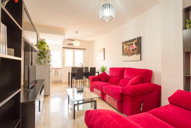 Apartamento VR 39 Málaga, alquiler de vacaciones en Málaga