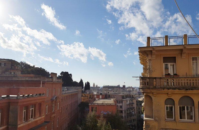 Rosso Magenta, holiday rental in Genoa