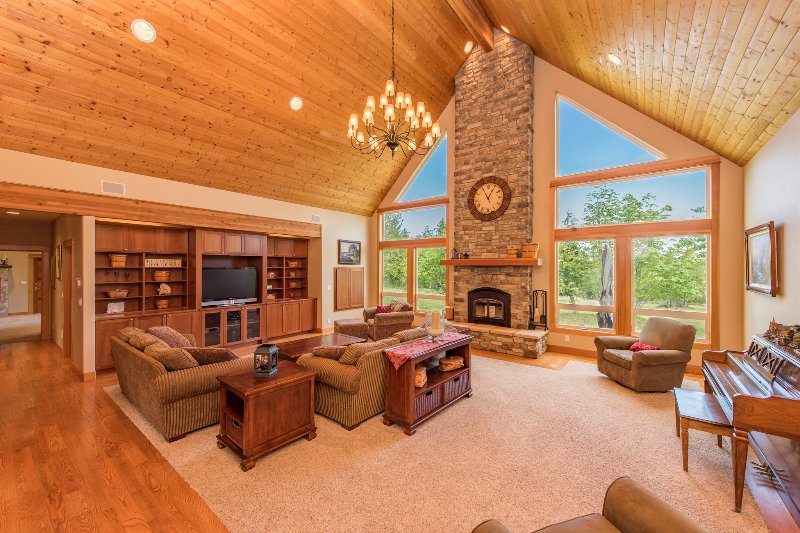 Begin your Olympic Peninsula getaway at this vacation rental home!