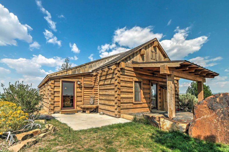 Stay at 'The Schoolhouse,' a 3-bedroom, 2-bath vacation rental house in Laramie!