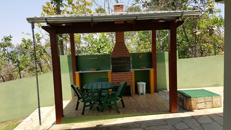 barbecue | Recreation Area | Casa Mirante