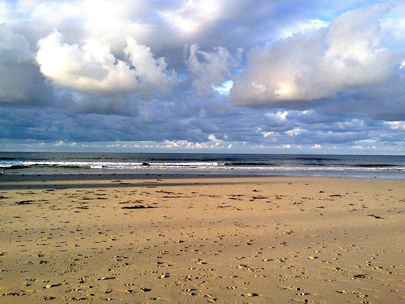 Praia Maior de Malpica.