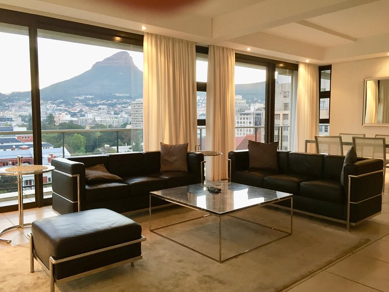 Exclusive Cape Town Apartment, holiday rental in Vredehoek