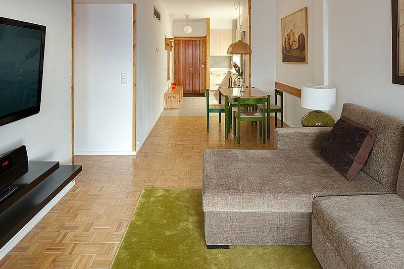 Baqueira 1500 foot apartment pistas- Hall
