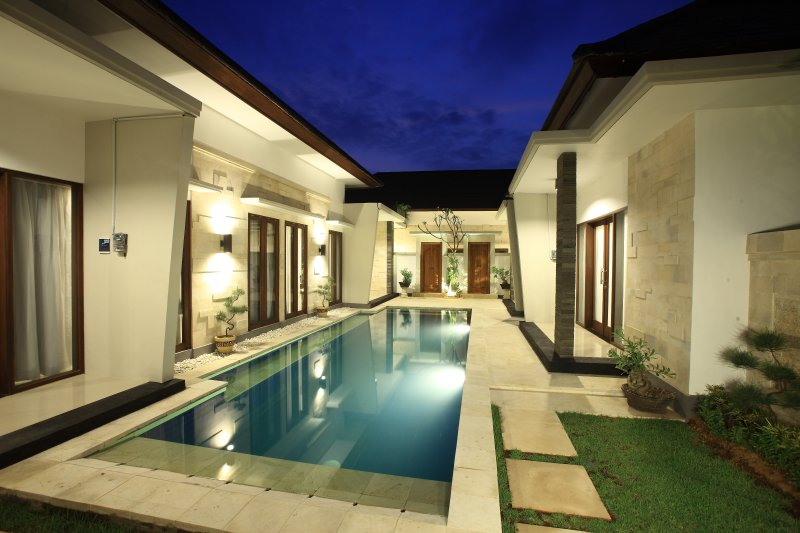 Kubu Nyoman Villas - Standart 02, holiday rental in Sanur Kauh